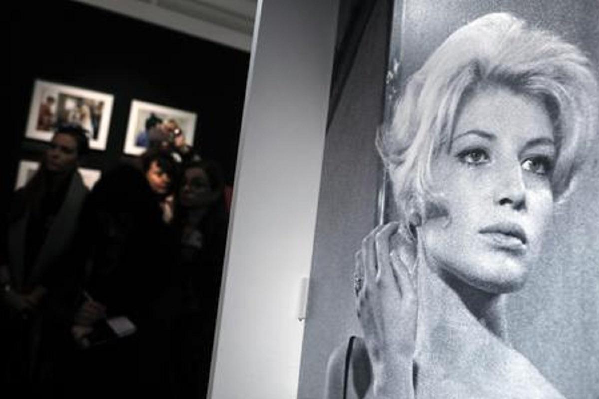 Monica Vitti Alzheimer