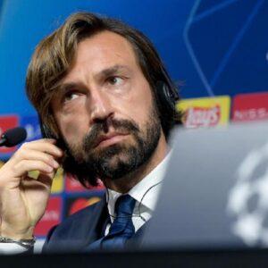 """Juventus, Pirlo: """"Arthur l'ho tolto perché aveva mal di stomaco e stava per vomitare"""""""