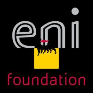 Il logo Eni Foundation