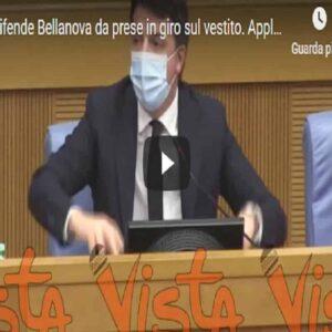 """Matteo Renzi: """"Avete preso in giro le nostre ministre. Teresa Bellanova è stata attaccata dal primo giorno per il vestito"""""""