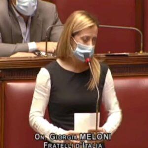 Giorgia Meloni Conte