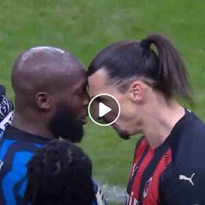 Rissa Lukaku-Ibrahimovic VIDEO Cosa ha detto Ibrahimovic a Lukaku: la frase sui riti voodoo con la madre...