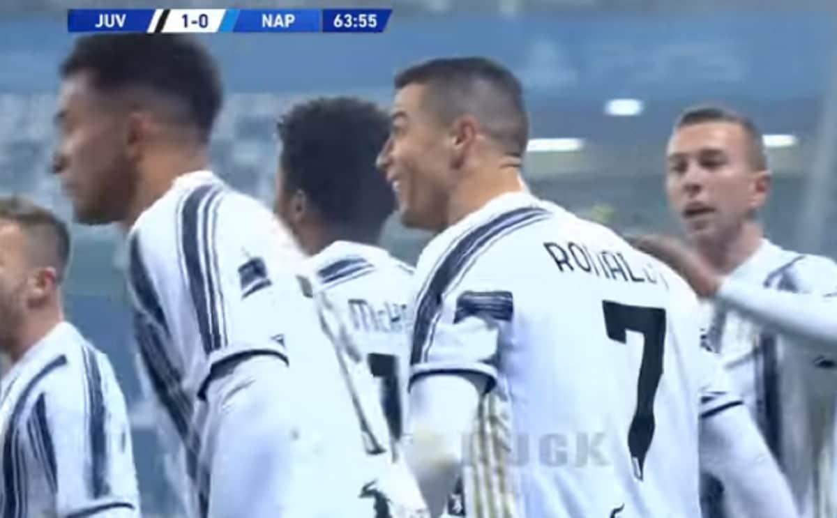 Juventus Napoli 2-0 gol e highlights della Supercoppa le ...