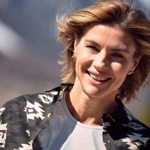 Martina Colombari, chi è l'ex modella e Miss Italia: età, altezza, peso, figli e vita privata