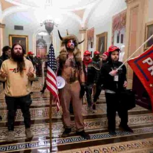 Washington: i militari a difendere case, strade, Congresso e Presidente
