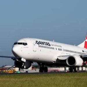 compagnie aeree qantas