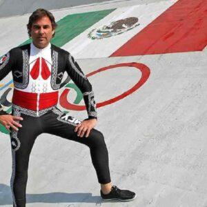 Hubertus von Hohenlohe, principe, parente di Alberto Tomba e sciatore (62 anni) che partecipa ai Mondiali