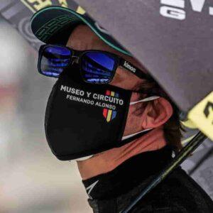 Fernando Alonso investito in bici: frattura della mandibola per l'incidente mentre si allenava a Lugano