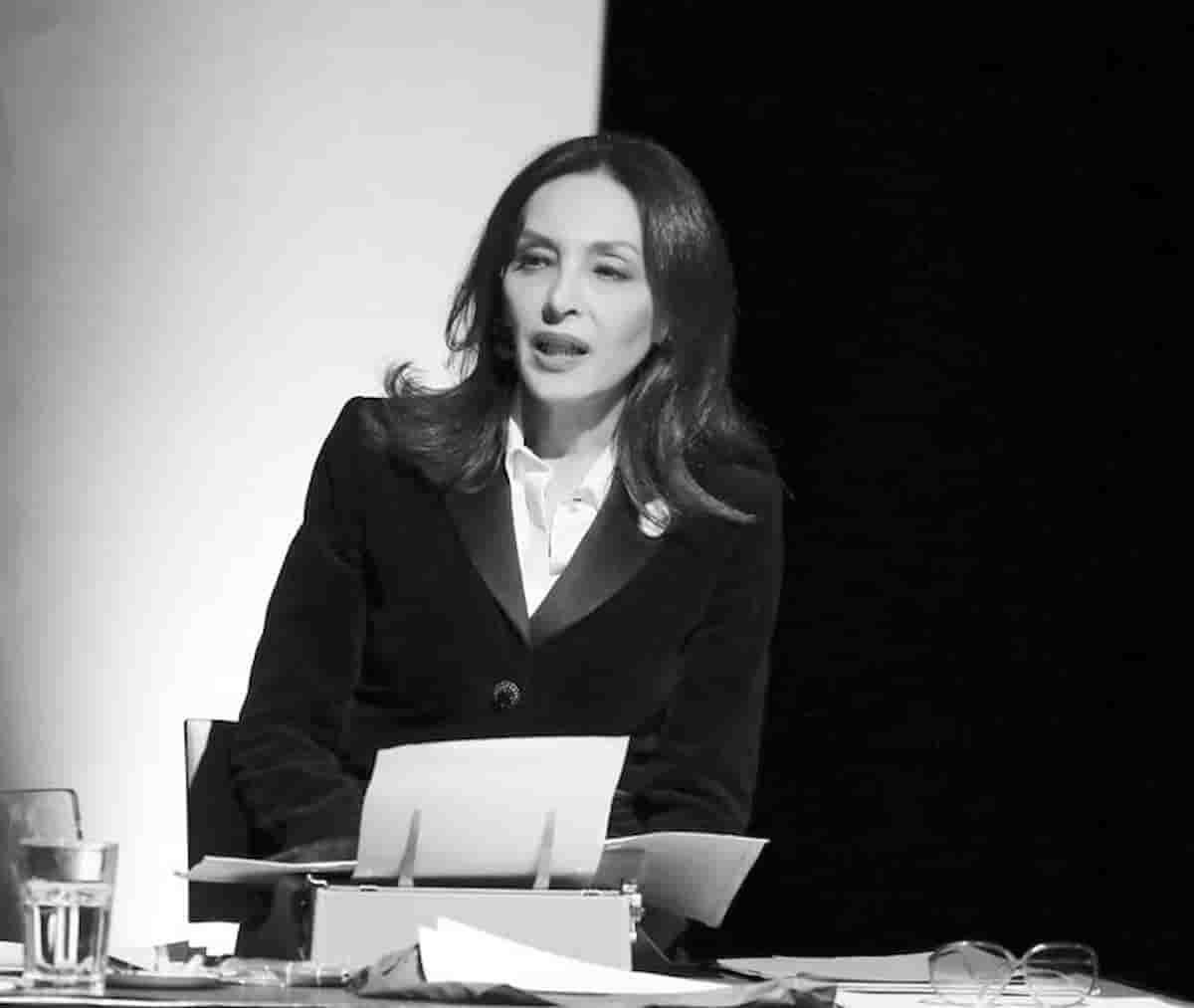 Maria Rosaria Omaggio chi è: età, altezza, marito, figli, vita privata,  carriera dell'attrice ospite a Oggi è un altro Giorno