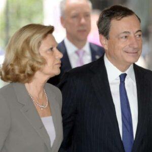 """Serena Cappello, chi è la moglie di Mario Draghi: quando disse """"mio marito non farà mai un governo"""""""