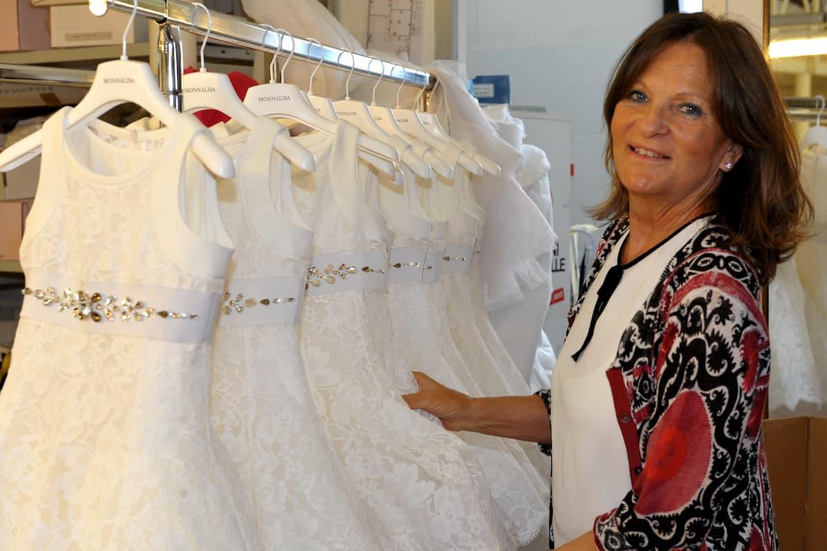 Monnalisa, stella del made in Italy per bambini, Barbara Bertocci: il covid non ci ha piegato, più forti di prima