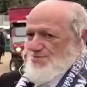 Yehuda Meshi-Zahav accusato di abusi ses*uali, la polizia israeliana ha aperto una indagine leader di ZAKA
