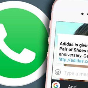 Adidas regala scarpe per la Festa della Donna, il messaggio truffa su WhatsApp