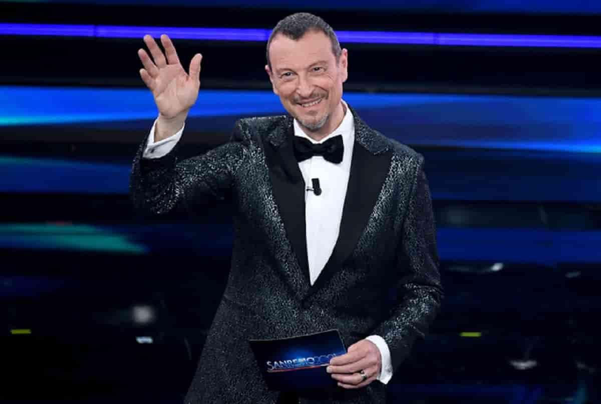 """Sanremo 2021, Amadeus: """"Orgoglioso degli ascolti. Non è scontato perché tanti a casa sono arrabbiati"""""""