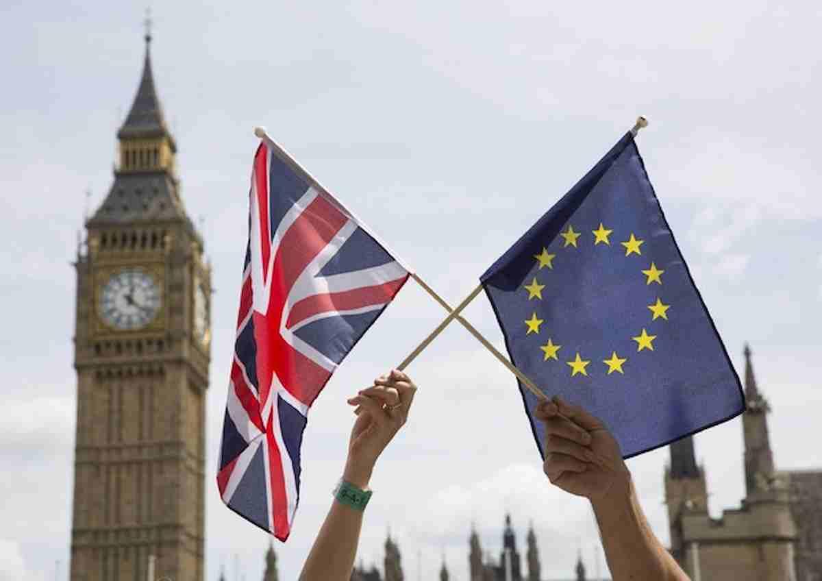 Effetto Brexit, le esportazioni del Regno Unito verso l'UE sono crollate oltre il 40%