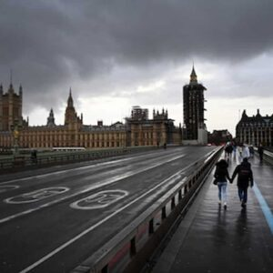 Londra, ieri zero morti di Covid