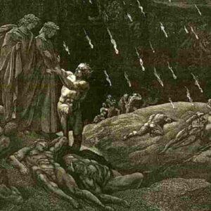 Maometto nella Divina Commedia, il canto XXVIII dell'Inferno, i seminatori di discordie e le censure