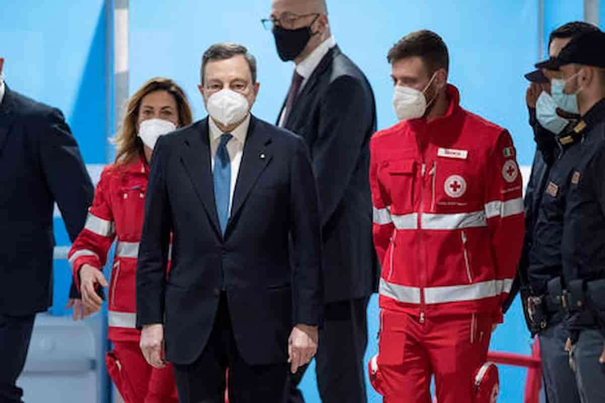 Draghi Diritto allo smart working