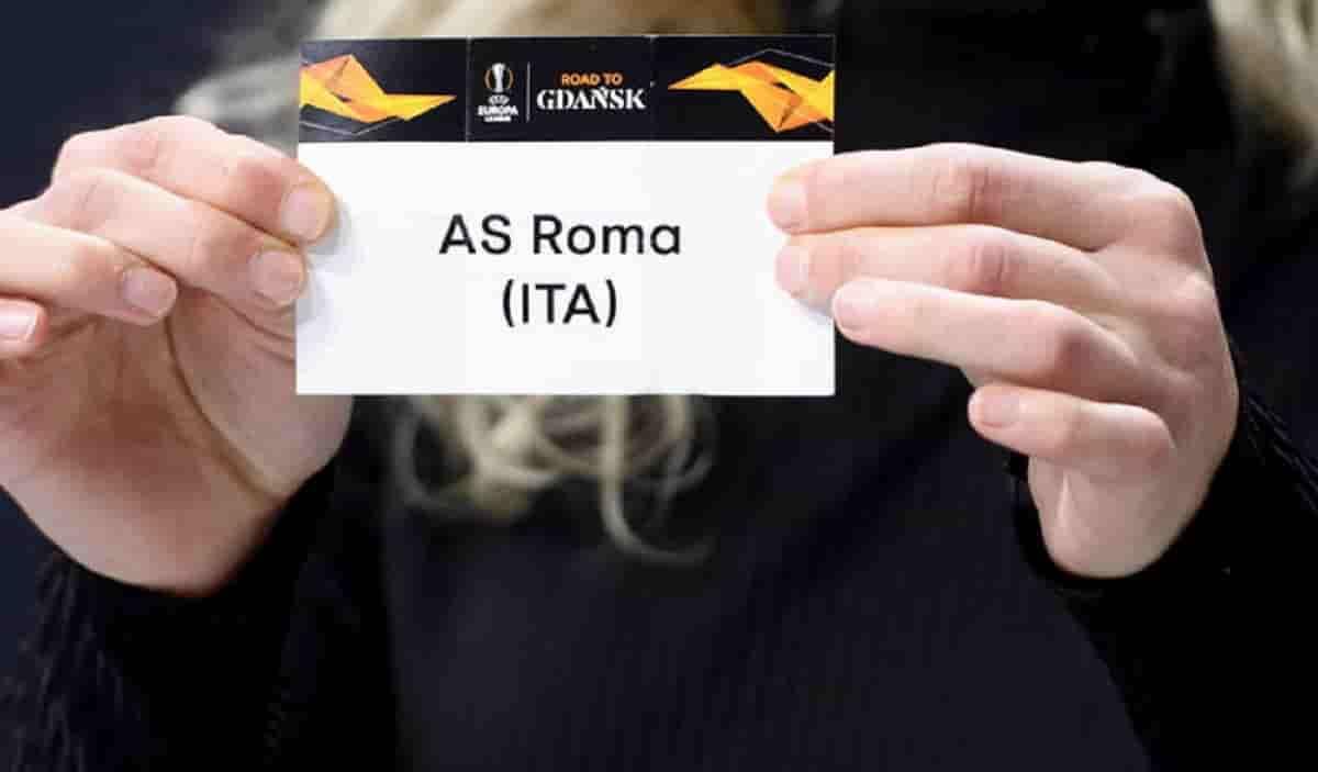 Sorteggi Europa League: Roma, diretta Tv, streaming, quando iniziano, teste di serie