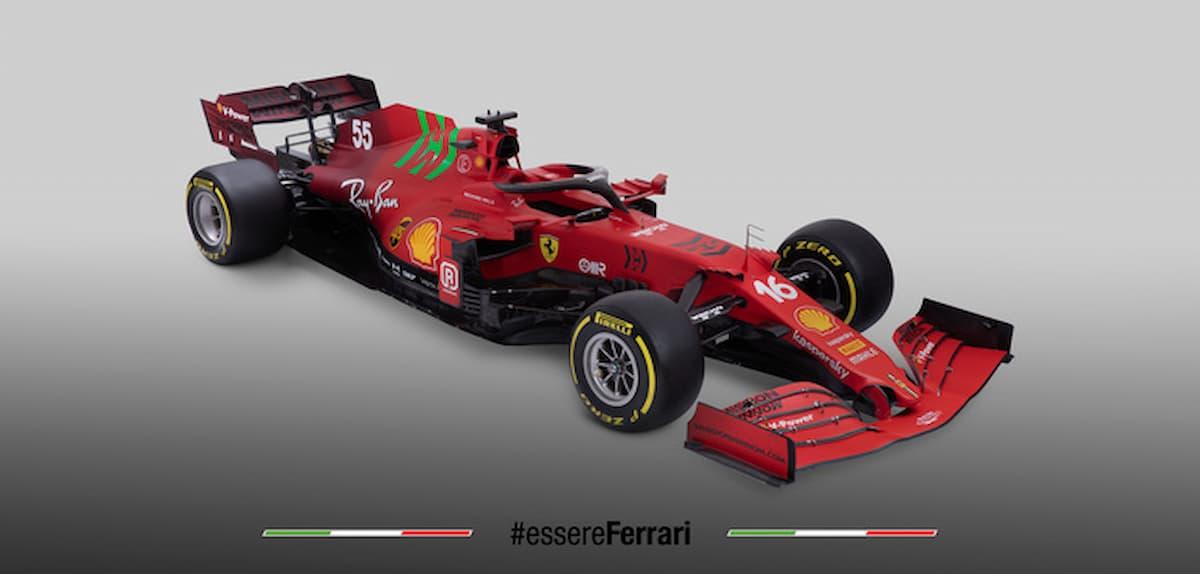 Mondiale di Formula 1, edizione 2021, prima prova oggi domenica 28 marzo in Bahrain, in tv alle 17, la nuova Ferrari