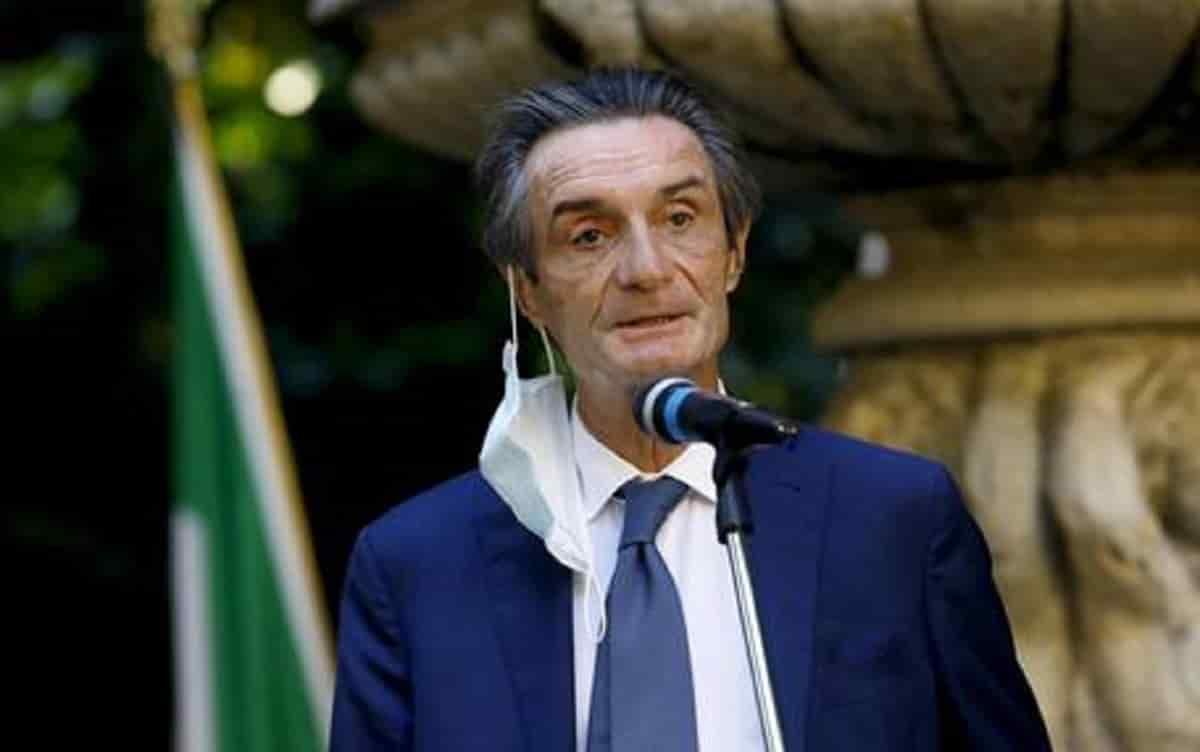 Caso Camici, il governatore Attilio Fontana indagato anche per autoriciclaggio e false dichiarazioni