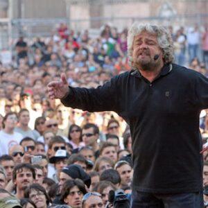 M5s, tutto nacque al Cep di Pra: Gaggero ricorda, da scuola con Piano e Paoli a Grillo, Celentano parlò, Beppe agì