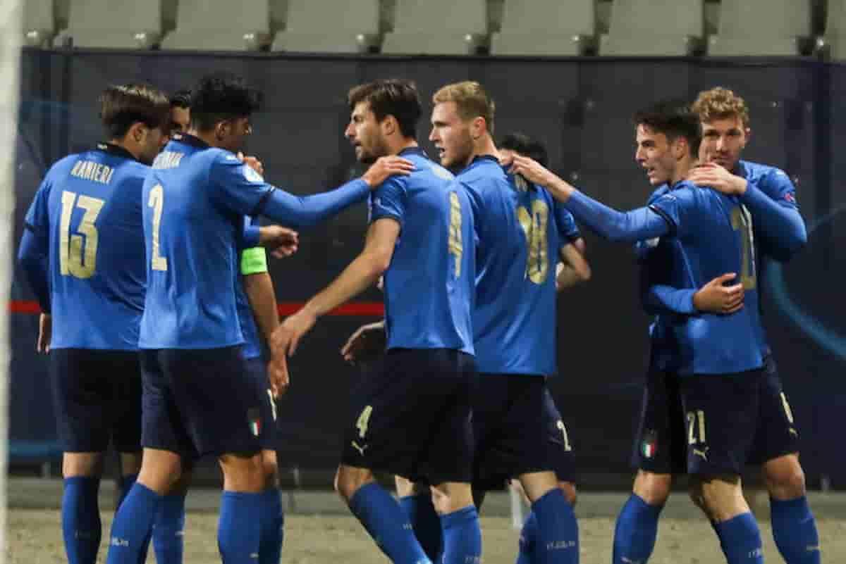 Italia Under 21 ai quarti di finale dell'Europeo: prossima avversaria, calendario, quando gioca