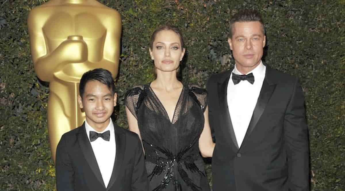 Maddox Brad Pitt Angelina Jolie