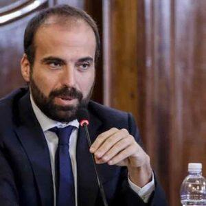 Luigi Marattin deputato Italia Viva multa pranzo