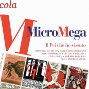 MicroMega torna in edicola con il primo numero sua nuova vita