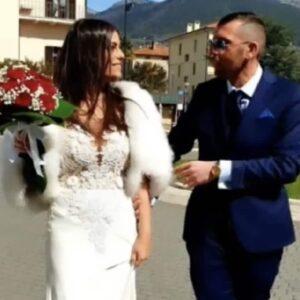 Sara Tommasi si è sposata con Antonio Orso, matrimonio con il manager conosciuto un anno fa