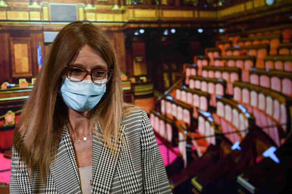 Simona Malpezzi nuovo capogruppo del Pd al Senato
