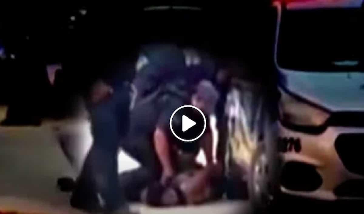 Victoria Salazar, uccisa in Messico come George Floyd: poliziotti le spezzano l'osso del collo VIDEO