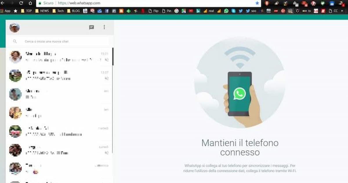 WhatsApp Web videochiamate e chiamate disponibili anche da desktop