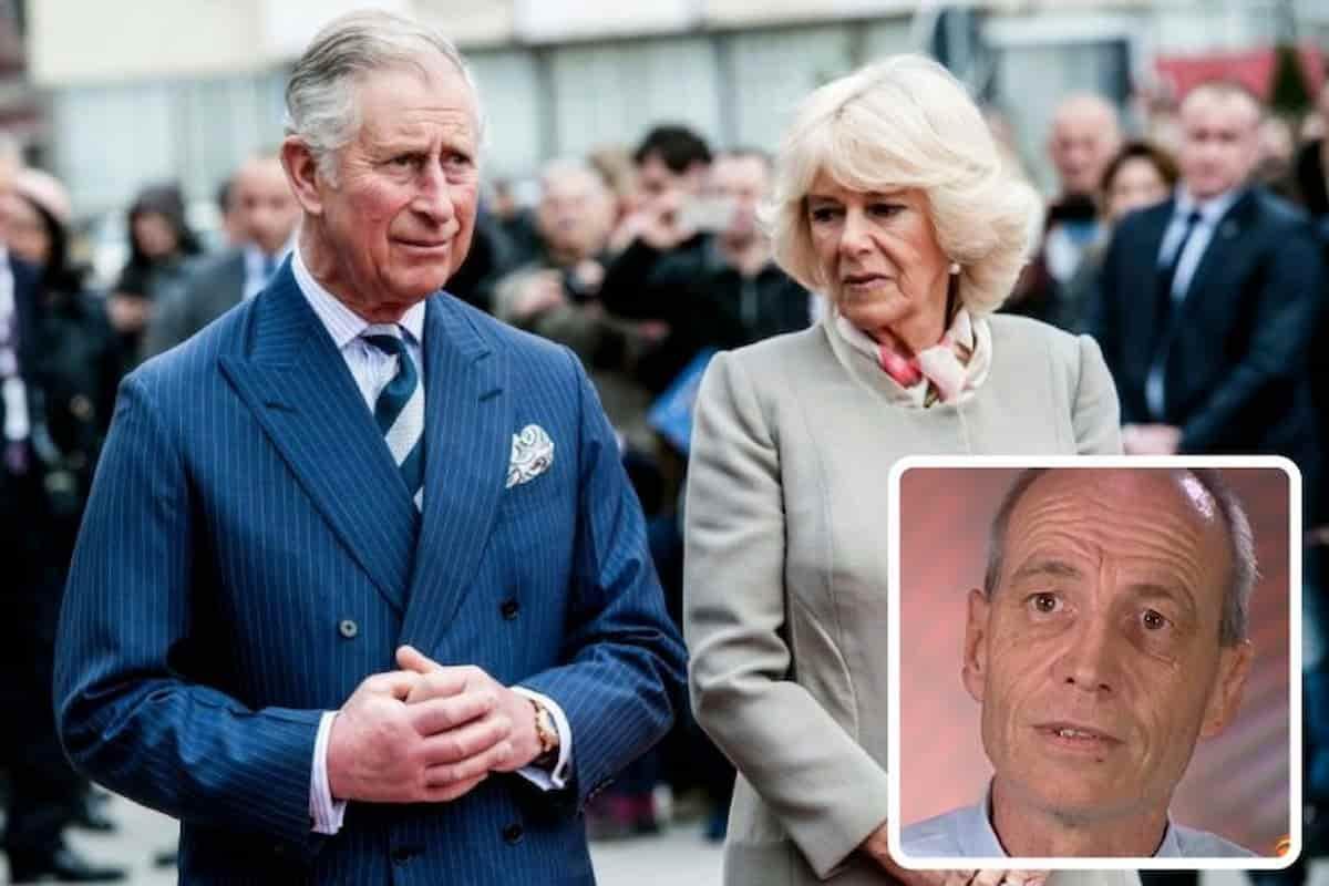 """Simon Charles Dorante-Day, sedicente figlio del principe Carlo e Camilla: """"Ho prove che lo dimostrano"""""""