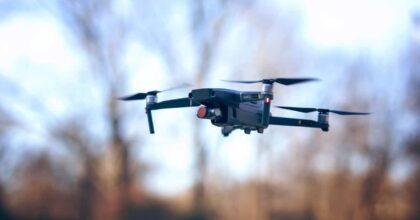 Drone postino