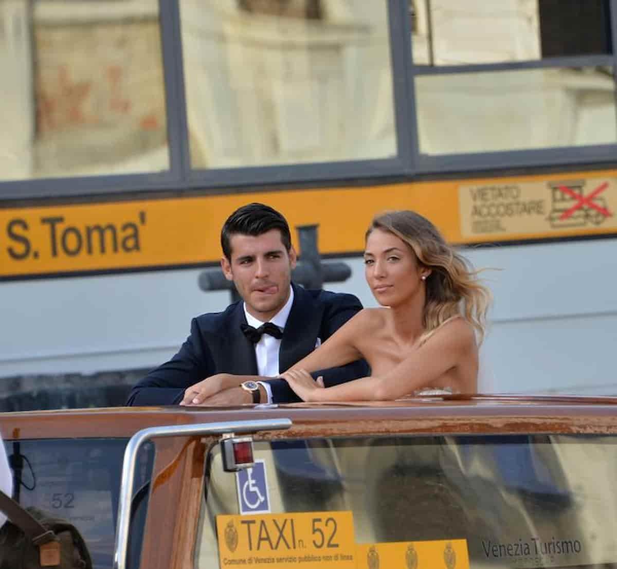 Alice Campello e Alvaro Morata, età, matrimonio, figli: l'influencer e il calciatore ospiti di Verissimo