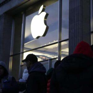 Apple trimestrale record
