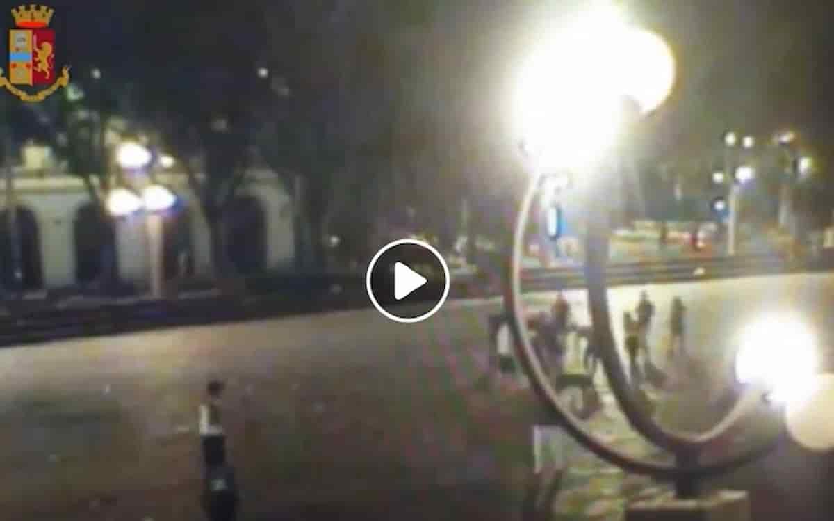 Milano, risse all'Arco della Pace, 6 arresti nella baby gang: un ragazzo colpito da un pugno finì in coma VIDEO