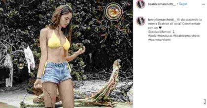 beatrice marchetti, foto instagram