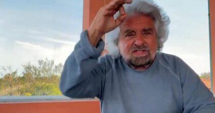 Video Beppe Grillo Bongiorno