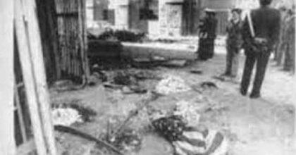 Napoli ricorda l'attentato di Calata San Marco: una targa 33 anni dopo per le vittime dell'autobomba