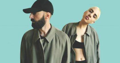 """Coma_Cose, chi sono Fausto Zanardelli e Francesca Mesiano. Il duo con le """"Fiamme negli occhi"""" a Domenica In"""