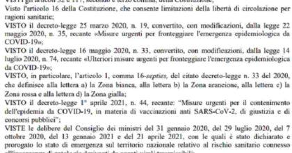 Decreto riaperture, testo integrale PDF in Gazzetta Ufficiale: dal 26 aprile cosa cambia e calendario riaperture
