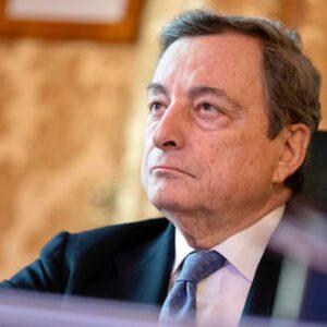 Draghi realista su Erdogan dittatore necessario, solidale con la povera Ursula, redivivo sul fronte della Libia