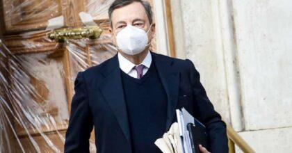 Draghi: riapre chi e quando ha vaccinato tutti dai 75 anni in su. Erdogan dittatore, il primo a dirlo