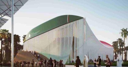 Eni a Expo Dubai nel Padiglione Italia: installazione sulle microalghe per spiegare la decarbonizzazione