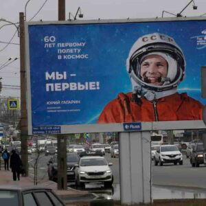 Yuri Gagarin 60 anni