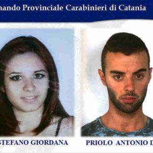 Giordana Di Stefano e Luca Priolo: la storia del femminicidio con 48 coltellate a Nicolosi