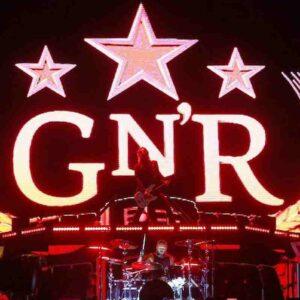 Guns N' Roses tornano in Italia: la data del concerto allo Stadio San Siro di Milano